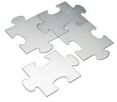4puzzleteile